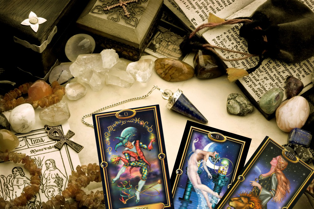 Common Psychic Tools A Diviner Usually Makes Use of